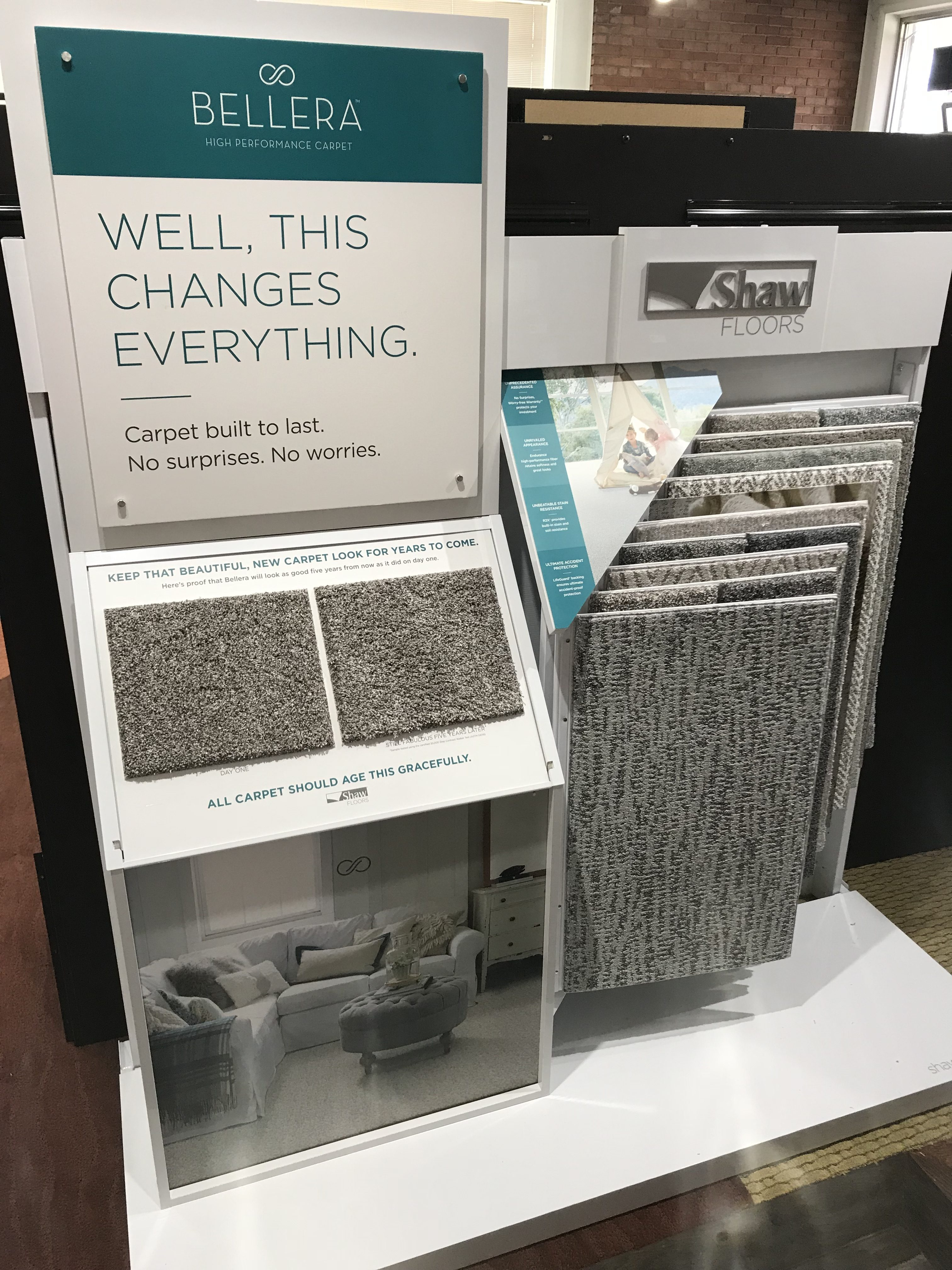 Shaw Bellera Recently Added To The Showroom Browns Flooring